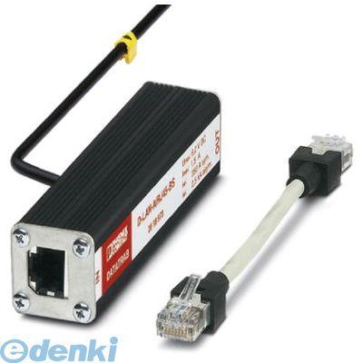 フェニックスコンタクト Phoenix Contact D-LAN-A/RJ45-BS サージ保護デバイス - D-LAN-A/RJ45-BS - 2818973 DLANARJ45BS