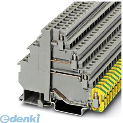 フェニックスコンタクト Phoenix Contact DLKB2.5-PE 多段端子台 - DLKB 2,5-PE - 3011038 50入 DLKB2.5PE