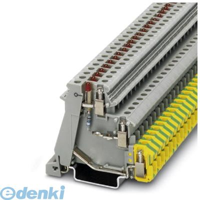 フェニックスコンタクト Phoenix Contact DOK1.5-LA24RD/O-M センサ/アクチュエータ端子台 - DOK 1,5-LA 24RD/O-M - 2717029 50入 DOK1.5LA24RDOM