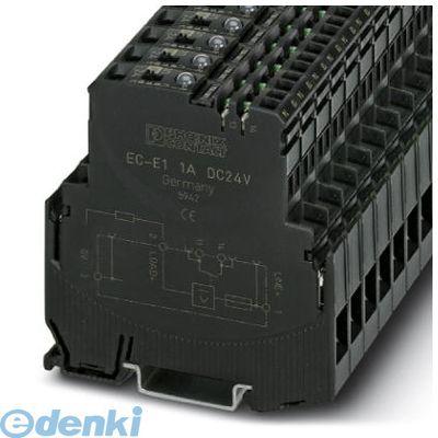 フェニックスコンタクト Phoenix Contact EC-E10ADC24V 電子式機器用ミニチュアサーキットブレーカ - EC-E 10A DC24V - 0903048 6入 ECE10ADC24V