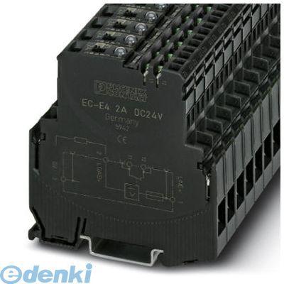 フェニックスコンタクト Phoenix Contact EC-E42A 電子式機器用ミニチュアサーキットブレーカ - EC-E4 2A - 0903033 6入 ECE42A