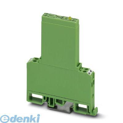 フェニックスコンタクト Phoenix Contact EMG10-OV-5DC/24DC/1 【10個入】 ソリッドステートリレーモジュール - EMG 10-OV- 5DC/24DC/1 - 2944203 EMG10OV5DC24DC1