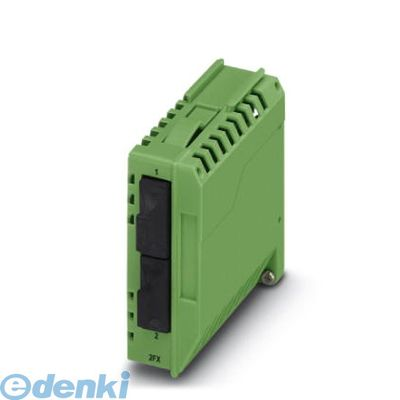 フェニックスコンタクト Phoenix Contact FLIF2FXSC-D メディアモジュール - FL IF 2FX SC-D - 2832425 FLIF2FXSCD