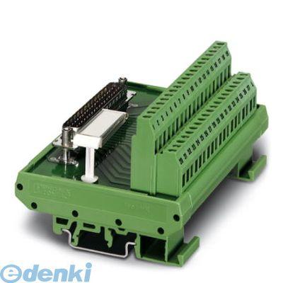 フェニックスコンタクト Phoenix Contact FLKM-D25SUB/S 【5個入】 貫通モジュール - FLKM-D25 SUB/S - 2281144 FLKMD25SUBS