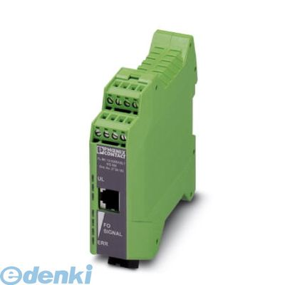 フェニックスコンタクト Phoenix Contact FLMC10/100BASE-T/FO-660 FOコンバータ - FL MC 10/100BASE-T/FO-660 - 2708193 FLMC10100BASETFO660