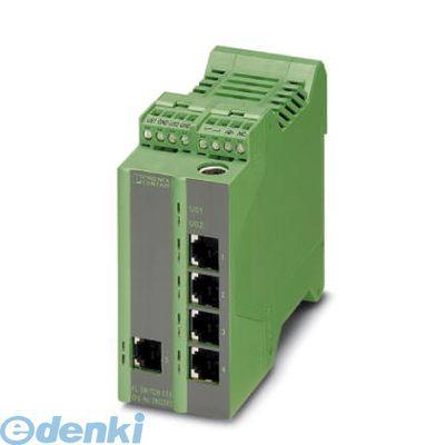 【ポイント最大20倍 4月20日限定 要エントリー】フェニックスコンタクト Phoenix Contact FLSWITCHLM5TX Industrial Ethernet Switch - FL SWITCH LM 5TX - 2989527
