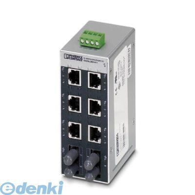 フェニックスコンタクト FLSWITCHSFN6TX/2FXST Industrial Ethernet Switch - FL SWITCH SFN 6TX/2FX ST - 2891411 FLSWITCHSFN6TX2FXST