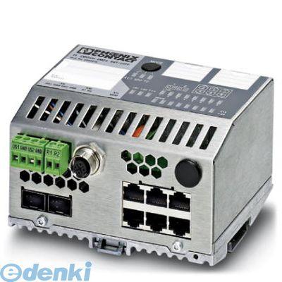 フェニックスコンタクト FLSWITCHSMCS6GT/2SFP Industrial Ethernet Switch - FL SWITCH SMCS 6GT/2SFP - 2891479 FLSWITCHSMCS6GT2SFP
