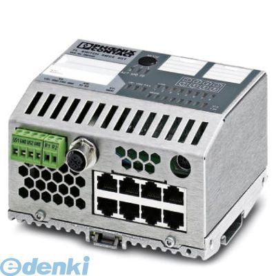 フェニックスコンタクト Phoenix Contact FLSWITCHSMCS8GT Industrial Ethernet Switch - FL SWITCH SMCS 8GT - 2891123