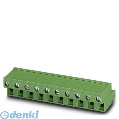 フェニックスコンタクト FRONT-GMSTB2.5/3-ST-7.62 プリント基板用コネクタ - FRONT-GMSTB 2,5/ 3-ST-7,62 - 1806122 50入 FRONTGMSTB2.53ST7.62