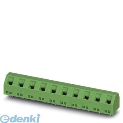 フェニックスコンタクト Phoenix Contact GSMKDSN1.5/10-7.62 【50個入】 プリント基板用端子台 - GSMKDSN 1,5/10-7,62 - 1718689 GSMKDSN1.5107.62