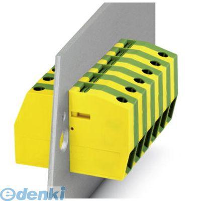 フェニックスコンタクト Phoenix Contact HDFK25-DP-PE パネル貫通型端子台 - HDFK 25-DP-PE - 0707798 50入 HDFK25DPPE