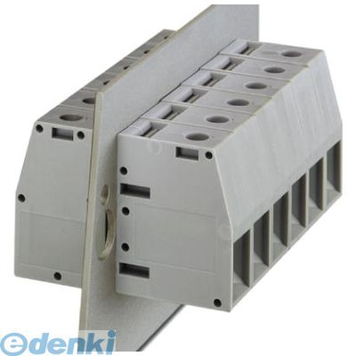 フェニックスコンタクト Phoenix Contact HDFK50 パネル貫通型端子台 - HDFK 50 - 0708739 10入