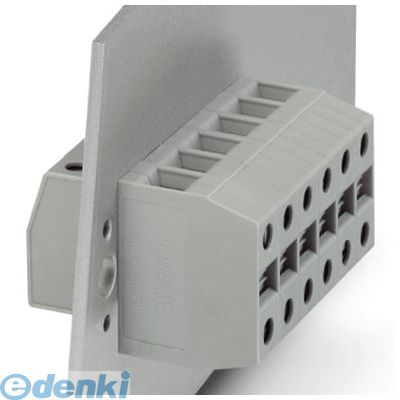 フェニックスコンタクト(Phoenix Contact) [HDFKV10-TWIN] パネル貫通型端子台 - HDFKV 10-TWIN - 0709550 (50入) HDFKV10TWIN