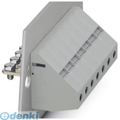 フェニックスコンタクト(Phoenix Contact) [HDFKV25-VP-DP] パネル貫通型端子台 - HDFKV 25-VP-DP - 0708975 (25入) HDFKV25VPDP