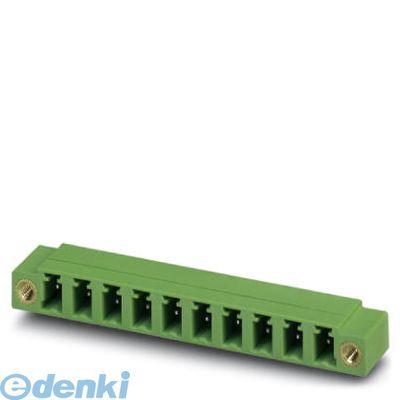 フェニックスコンタクト Phoenix Contact MC1.5/8-GF-5.08 ベースストリップ - MC 1,5/ 8-GF-5,08 - 1847521 50入 MC1.58GF5.08