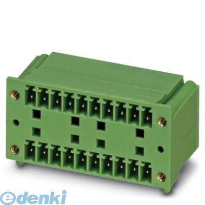 フェニックスコンタクト Phoenix Contact MCD1.5/14-G1F-3.81 ベースストリップ - MCD 1,5/14-G1F-3,81 - 1843046 50入 MCD1.514G1F3.81