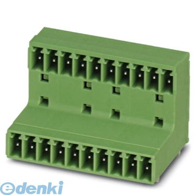 フェニックスコンタクト Phoenix Contact MCD1.5/16-G-3.81 ベースストリップ - MCD 1,5/16-G-3,81 - 1830091 50入 MCD1.516G3.81