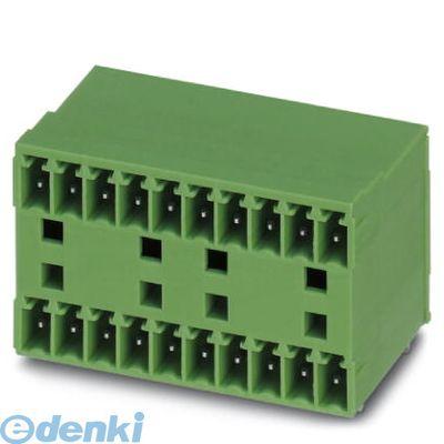 フェニックスコンタクト Phoenix Contact MCD1.5/9-G1-3.81 ベースストリップ - MCD 1,5/ 9-G1-3,81 - 1843143 50入 MCD1.59G13.81