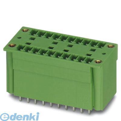 フェニックスコンタクト Phoenix Contact MCDV1.5/10-G1F-3.81 ベースストリップ - MCDV 1,5/10-G1F-3,81 - 1842843 50入 MCDV1.510G1F3.81