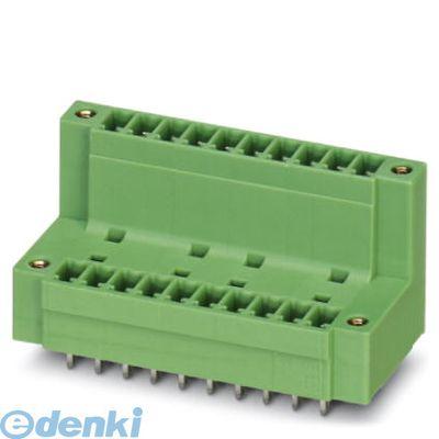 フェニックスコンタクト Phoenix Contact MCDV1.5/6-GF-3.81 ベースストリップ - MCDV 1,5/ 6-GF-3,81 - 1830295 50入 MCDV1.56GF3.81