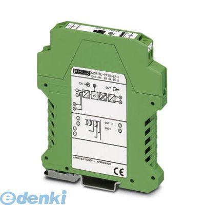 フェニックスコンタクト Phoenix Contact MCR-SL-PT100-LP-I 温度測定用変換器 - MCR-SL-PT100-LP-I - 2864558 MCRSLPT100LPI