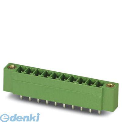 フェニックスコンタクト Phoenix Contact MCV1.5/8-GF-3.81 【100個入】 ベースストリップ - MCV 1,5/ 8-GF-3,81 - 1830651 MCV1.58GF3.81