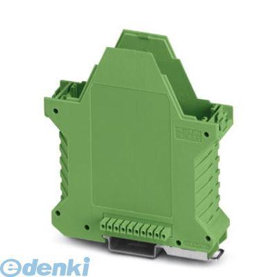 フェニックスコンタクト [ME22.5UTG/FEBUS/10GN] 電子機器用のハウジング - ME 22,5 UTG/FE BUS/10 GN - 2853394 (10入) ME22.5UTGFEBUS10GN