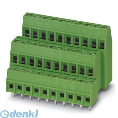フェニックスコンタクト Phoenix Contact MK3DS1/11-3.81 【50個入】 プリント基板用端子台 - MK3DS 1/11-3,81 - 1727829 MK3DS1113.81