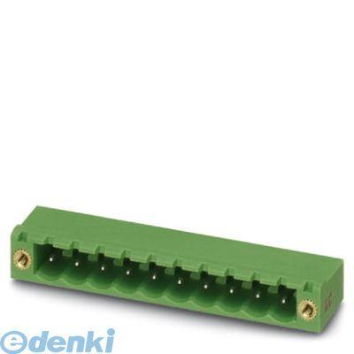 フェニックスコンタクト(Phoenix Contact) [MSTB2.5HC/9-GF-5.08] ベースストリップ - MSTB 2,5 HC/ 9-GF-5,08 - 1924156 (50入) MSTB2.5HC9GF5.08