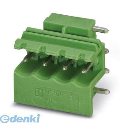 フェニックスコンタクト ベースストリップ - MSTBO 2 5 発売モデル 4-G1R MSTBO2.5 Contact 別倉庫からの配送 Phoenix MSTBO2.54G1R 1861073 50入