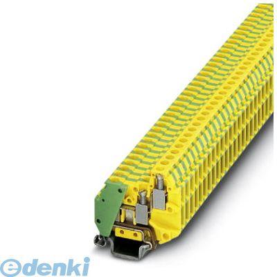 フェニックスコンタクト Phoenix Contact MT1.5-TWIN-PE アース端子台 - MT 1,5-TWIN-PE - 3001705 50入 MT1.5TWINPE