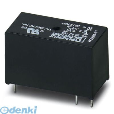 フェニックスコンタクト Phoenix Contact OPT-60DC/230AC/2 ミニチュアソリッドステートリレー - OPT-60DC/230AC/ 2 - 2982184 10入 OPT60DC230AC2