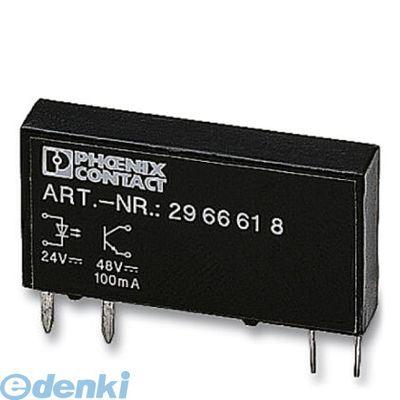 フェニックスコンタクト Phoenix Contact OPT-60DC/48DC/100 ミニチュアソリッドステートリレー - OPT-60DC/ 48DC/100 - 2966621 10入 OPT60DC48DC100
