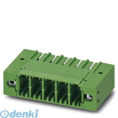フェニックスコンタクト(Phoenix Contact) [PC5/9-GF-7.62] プリント基板用コネクタ - PC 5/ 9-GF-7,62 - 1720864 (50入) PC59GF7.62