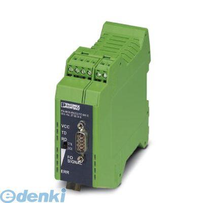 フェニックスコンタクト Phoenix Contact PSI-MOS-RS232/FO660E FOコンバータ - PSI-MOS-RS232/FO 660 E - 2708368 PSIMOSRS232FO660E