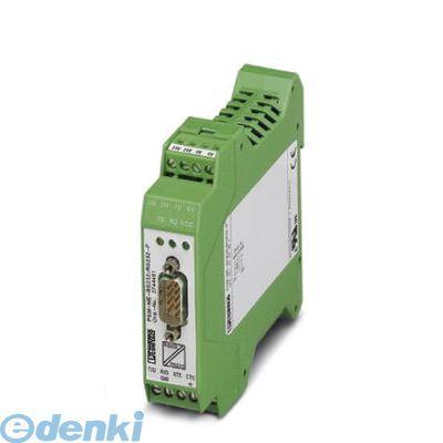 フェニックスコンタクト Phoenix Contact PSM-ME-RS232/RS232-P インターフェースコンバータ - PSM-ME-RS232/RS232-P - 2744461 PSMMERS232RS232P