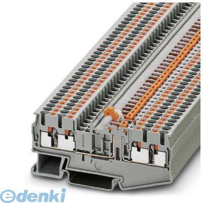 フェニックスコンタクト(Phoenix Contact) [PT2.5-QUATTRO-MT] 断路ナイフ端子台 - PT 2,5-QUATTRO-MT - 3210172 (50入) PT2.5QUATTROMT