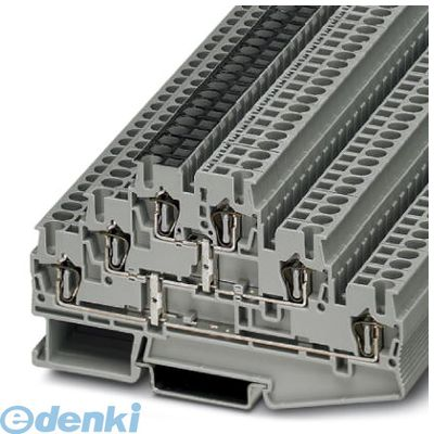 フェニックスコンタクト Phoenix Contact ST2.5-3PV 多段端子台 - ST 2,5-3PV - 3036068 50入 ST2.53PV
