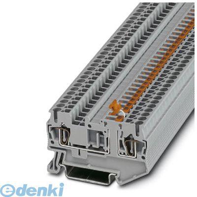 フェニックスコンタクト(Phoenix Contact) [ST2.5-MTBU] 断路ナイフ端子台 - ST 2,5-MT BU - 3037818 (50入) ST2.5MTBU