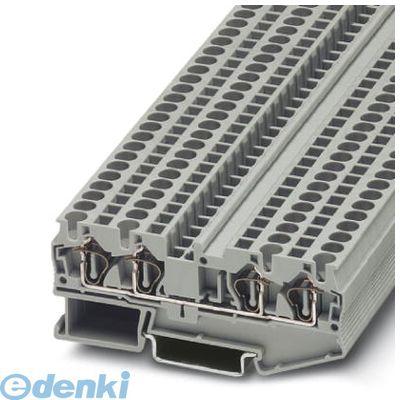 フェニックスコンタクト(Phoenix Contact) [ST4-QUATTROBU] 接続式端子台 - ST 4-QUATTRO BU - 3031458 (50入) ST4QUATTROBU