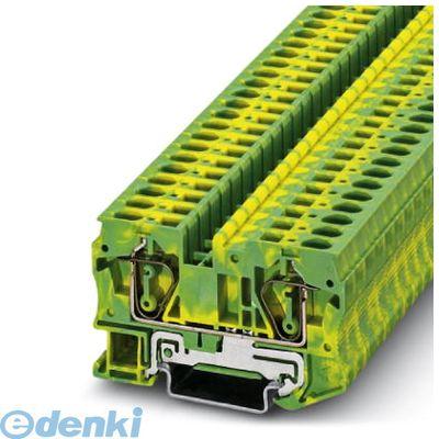 フェニックスコンタクト Phoenix Contact ST6-PE アース端子台 - ST 6-PE - 3031500 50入 ST6PE