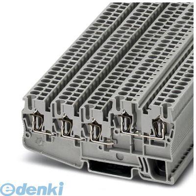 フェニックスコンタクト Phoenix Contact STIO2.5/4-3B/L センサ/アクチュエータ端子台 - STIO 2,5/4-3B/L - 3209057 50入 STIO2.543BL