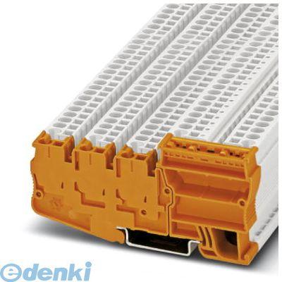 フェニックスコンタクト(Phoenix Contact) [STIO-IN2.5/4OG] 接続端子台 - STIO-IN 2,5/4 OG - 3209206 (25入) STIOIN2.54OG