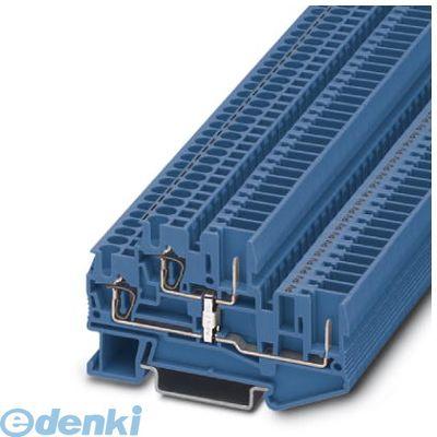 フェニックスコンタクト Phoenix Contact STTB2.5/2P-PVBU 2段端子台 - STTB 2,5/2P-PV BU - 3040685 50入 STTB2.52PPVBU