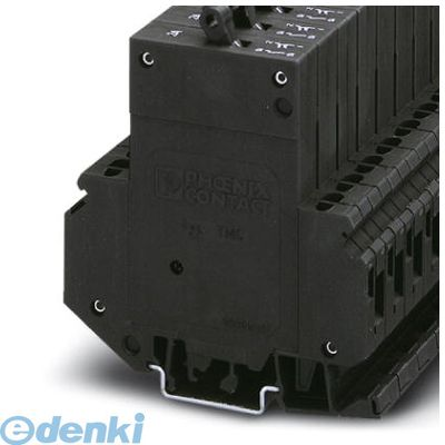 フェニックスコンタクト Phoenix Contact TMC1M11002.0A 熱磁気式機器用ミニチュアサーキットブレーカ - TMC 1 M1 100 2,0A - 0914455 6入