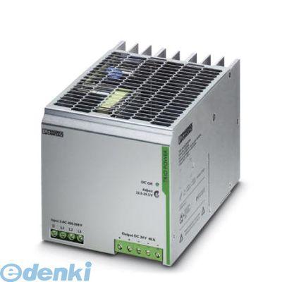 フェニックスコンタクト Phoenix Contact TRIO-PS/3AC/24DC/40 電源 - TRIO-PS/3AC/24DC/40 - 2866404 TRIOPS3AC24DC40