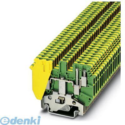 フェニックスコンタクト Phoenix Contact UDK3-PE アース端子台 - UDK 3-PE - 2775456 50入 UDK3PE