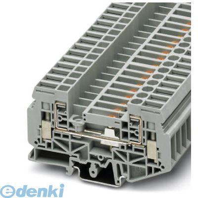 フェニックスコンタクト Phoenix Contact UGSK6 回路テスト断路端子台 - UGSK 6 - 3026285 50入