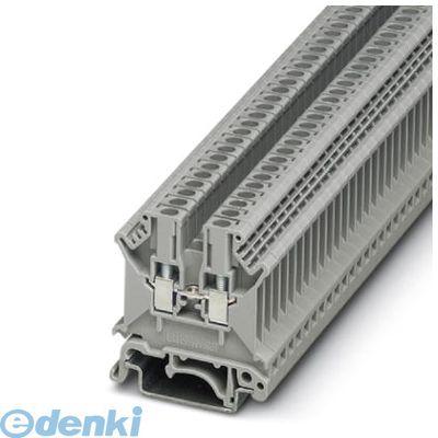 フェニックスコンタクト Phoenix Contact UK3N 接続式端子台 - UK 3 N - 3001501 50入